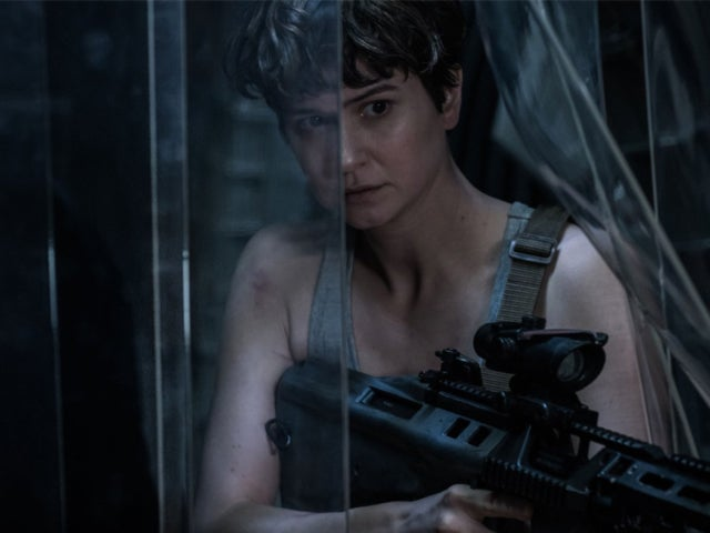 "New Alien: Covenant ""My Face"" Clip Released"