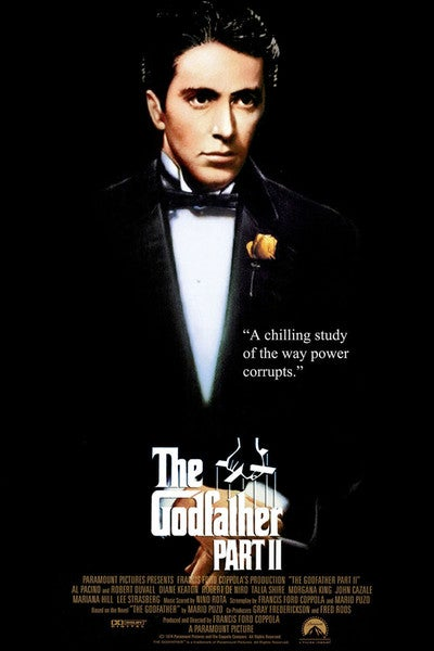 best movie sequels the godfather part ii