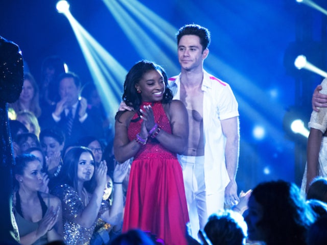 Simone Biles Talks Shocking 'DWTS' Elimination Ahead of Season Finale
