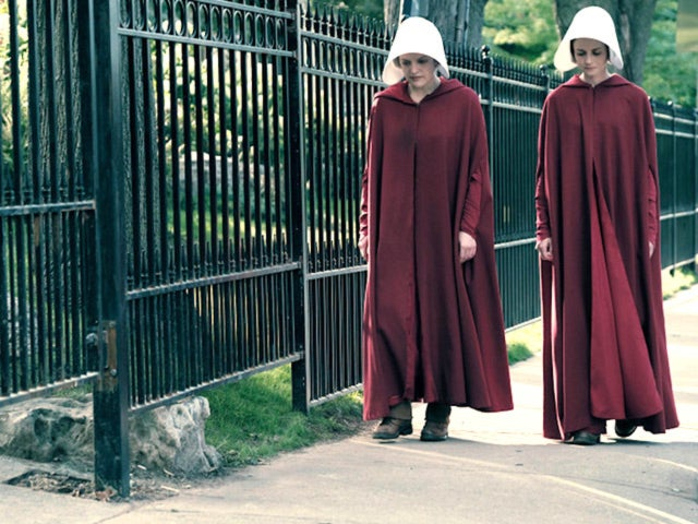 What Is 'The Handmaid's Tale' Cast Balking at When They Refuse to Call the Show Feminist?