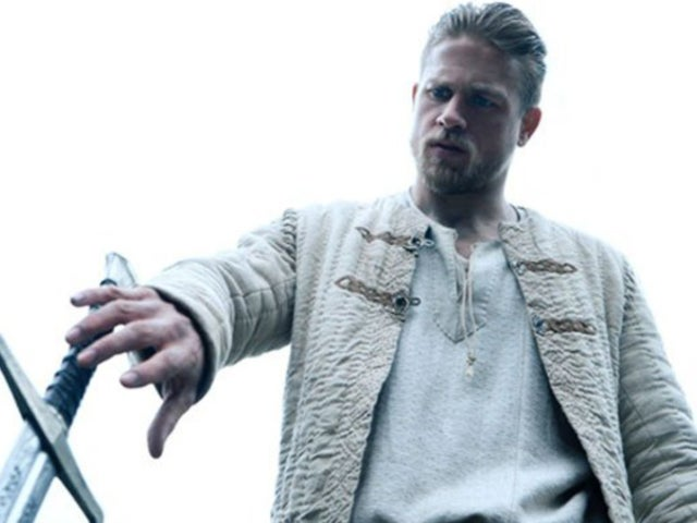 How 'King Arthur' Changes The Excalibur Sword Legend