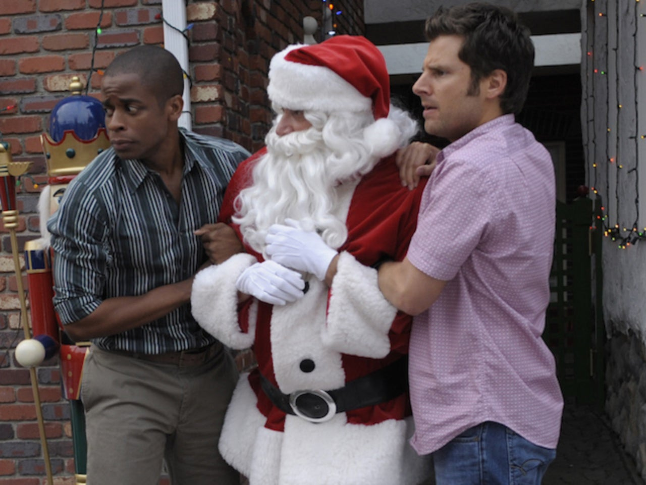 Psych Holiday Reunion Movie Set at USA