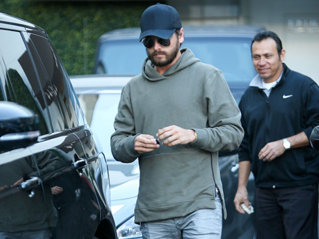 Scott Disick And Bella Thorne Get Cozy At Tequila Bar