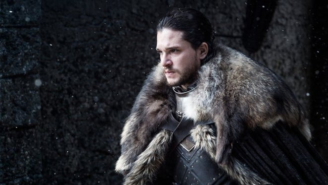 Jon Snow's real name has been revealed