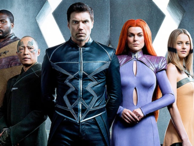 Marvel's Inhumans Gets New Poster & Official Premiere Date On ABC
