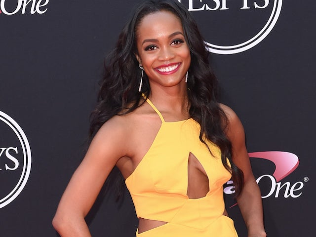 'Bachelorette' Rachel Lindsay Shares the Workout Behind Her Svelte Waist, Toned Arms