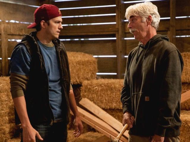 'The Ranch': Ashton Kutcher On What Makes Sam Elliott The Perfect TV Dad