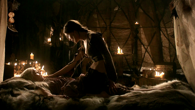 Daenerys doreah game of thrones