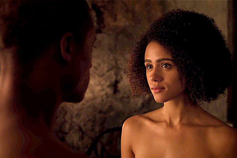 Steamiest sex scenes on network tv