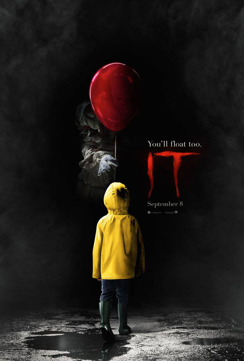 Stephen King's IT (2017) Movie Poster