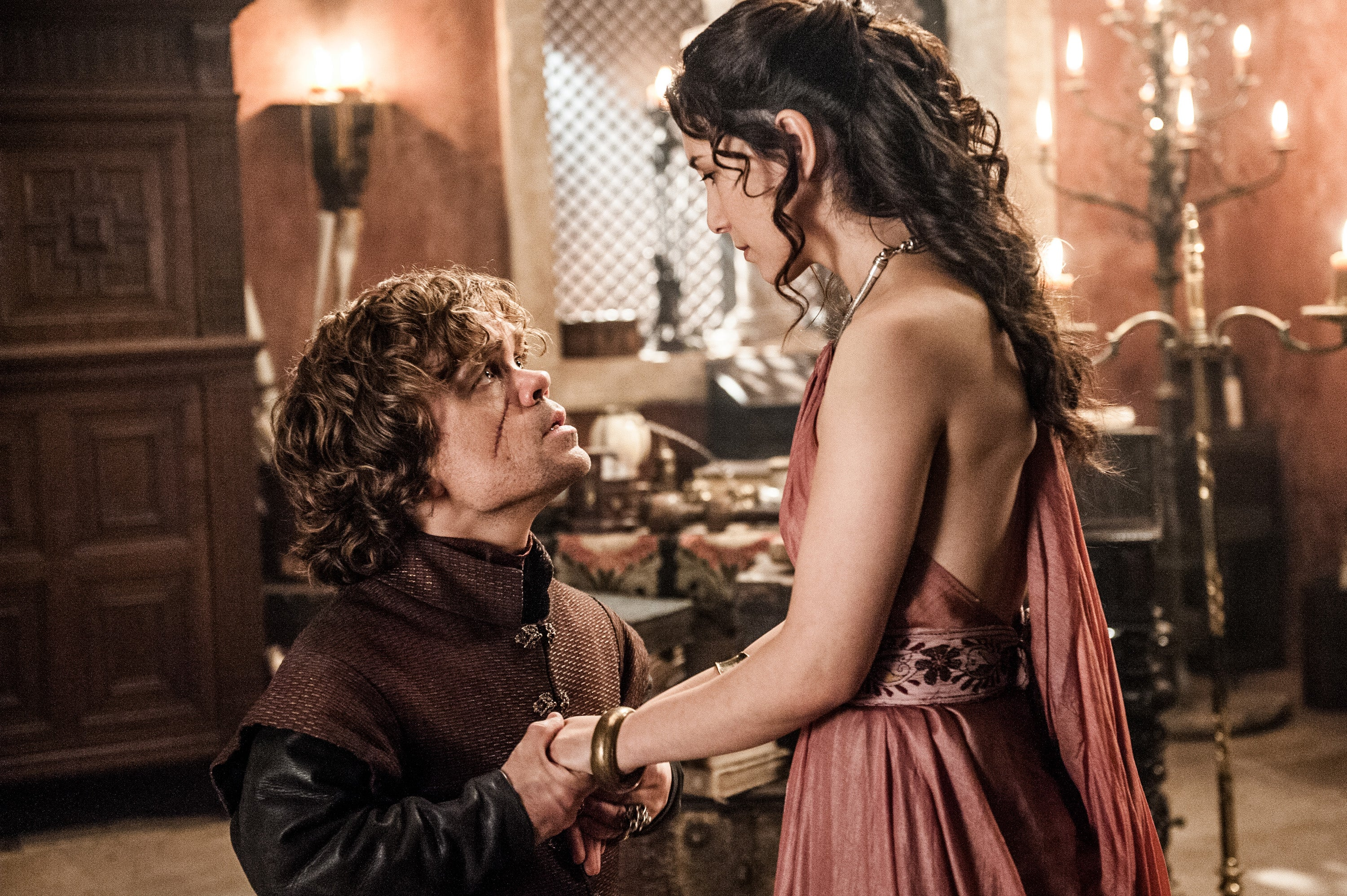 tyrion shae game of thrones
