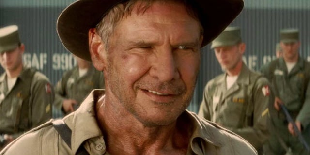 Harrison Ford Old Indiana Jones 5