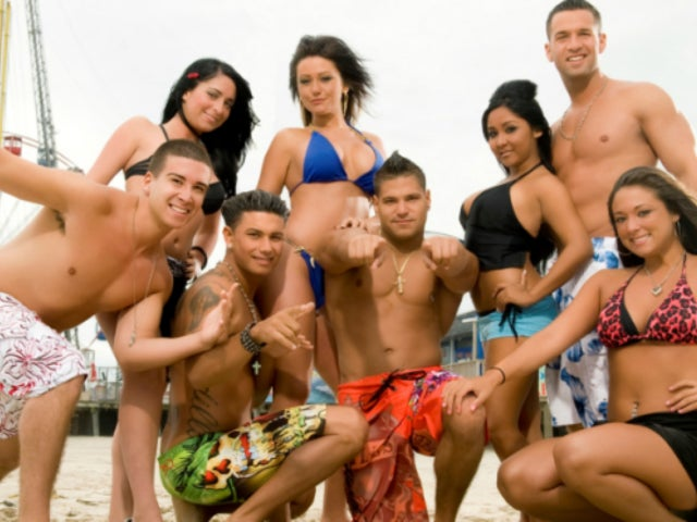 The 'Jersey Shore' Cast Is Not Feeling the MTV Reboot of Their Show