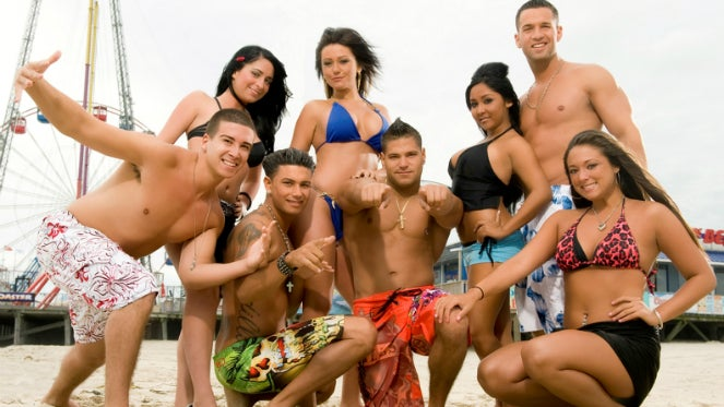The Jersey Shore Cast Is Not Feeling The Mtv Reboot Of