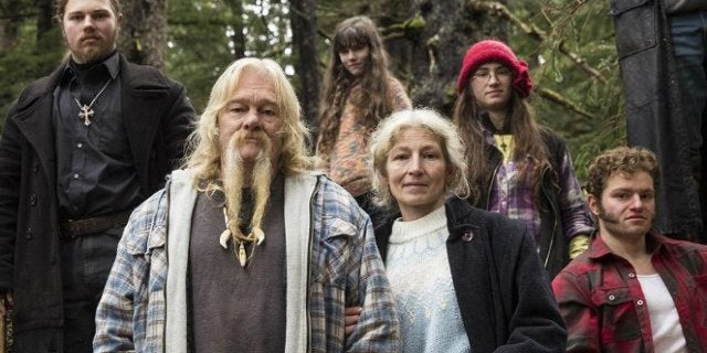 'Alaskan Bush People' Cast Member Ami Brown's Lung Cancer in Remission