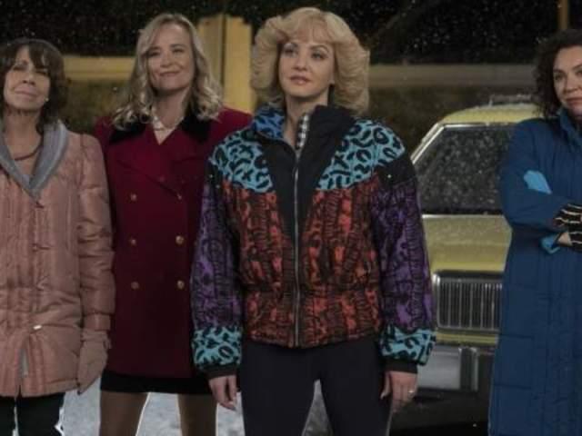 'The Goldbergs' First Look: Beverly Finds Her Golden Girls
