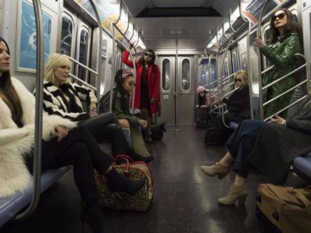 'Ocean's 8' Poster Released, Touts the New Crew