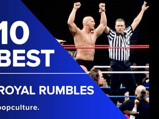 10 Best Royal Rumbles