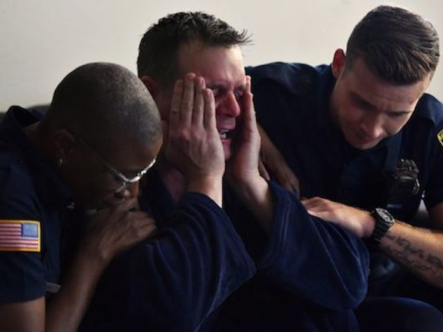 Viewers Freak out Over '9-1-1' Roller Coaster Scene