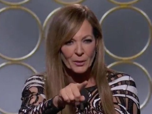 Allison Janney Thanks Tearful Tonya Harding After Golden Globes Win