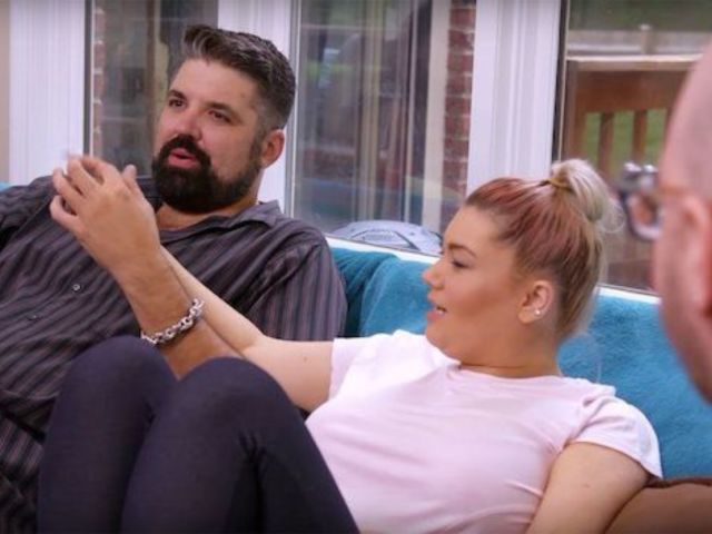 Amber Portwood's Boyfriend Met Her Ex Gary Shirley on 'Teen Mom' and It Was Awkward