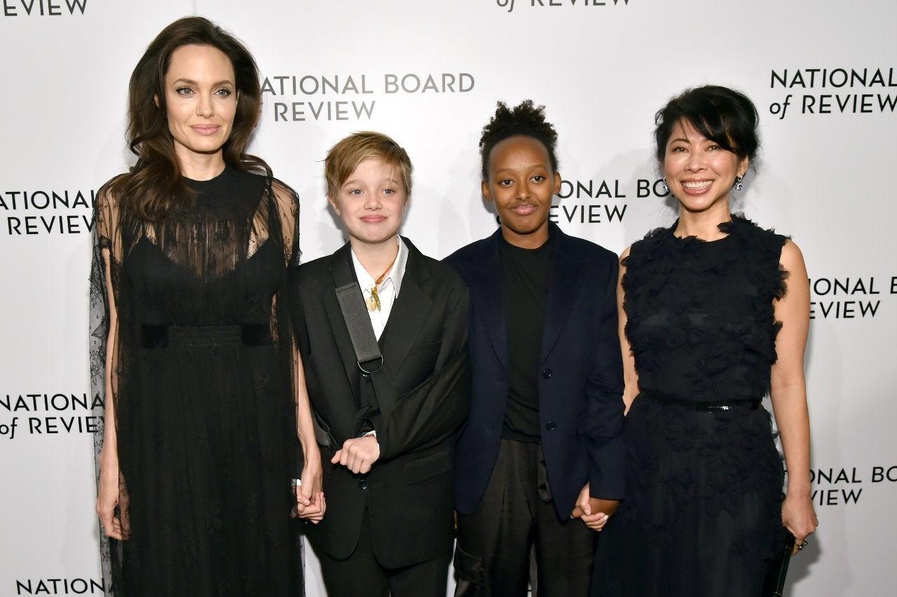 Poor Thing! New Pics of Shiloh Jolie-Pitt Following Injury