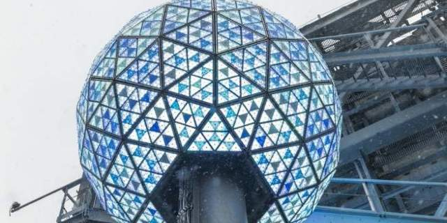 Stream New Years Eve Ball Drop