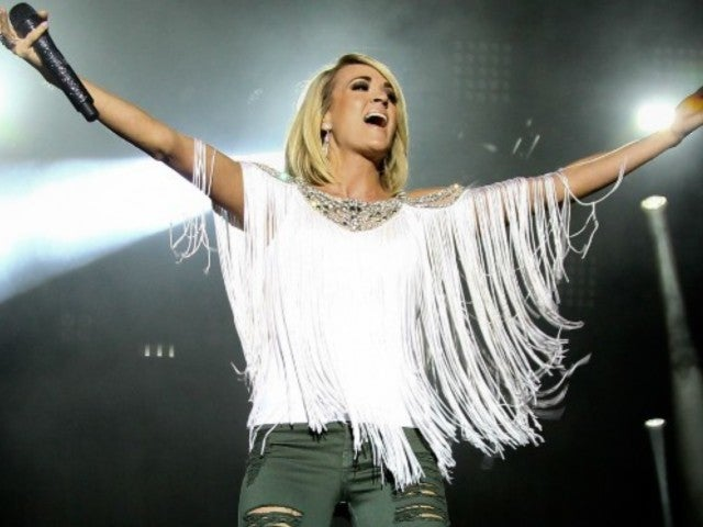 Carrie Underwood Drops Anthemic New Song, 'The Champion'