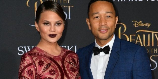 Chrissy Teigen Announces Her Baby Is Due in June, Name Still Undecided