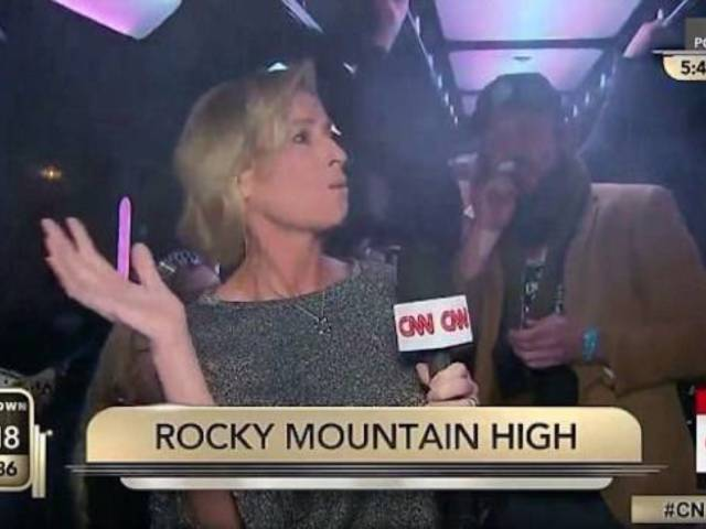 Viewers Lash out at CNN for New Year's Eve 'Stoners' Segment