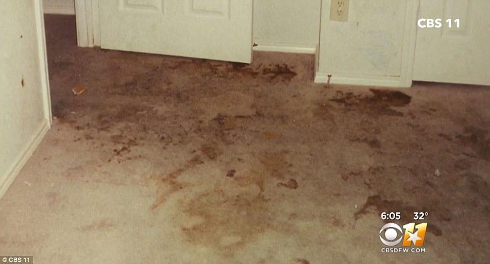 The 'blissful household' in a home of horrors