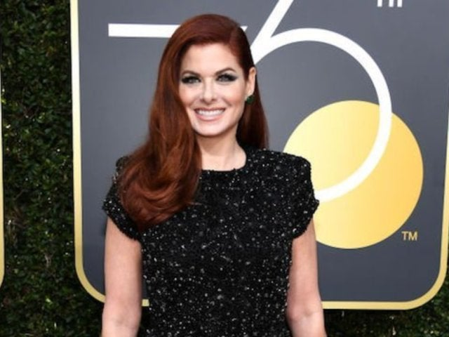 Debra Messing on 'Will & Grace' Debbie Reynolds Tribute: 'It's Funny and It's Moving'