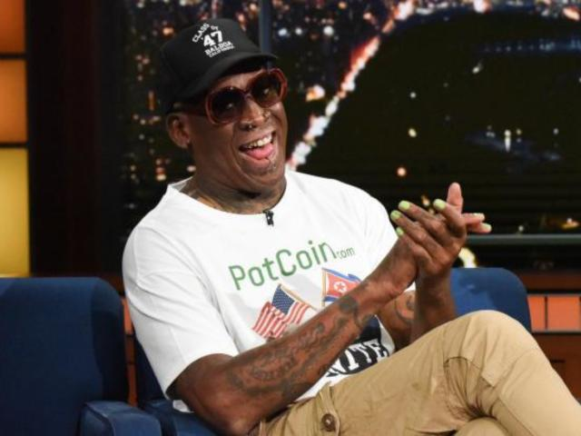 Dennis Rodman Pleads Guilty to DUI, Avoids Jail