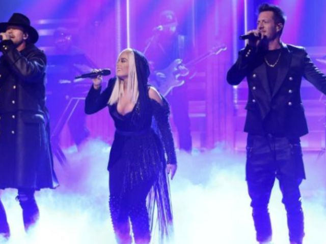 Watch Florida Georgia Line Perform With Bebe Rexha on 'Fallon'