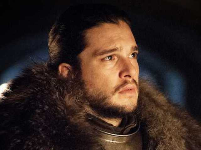 'Game of Thrones' Star Kit Harington Stumbles Into Road on Boozy Night Out