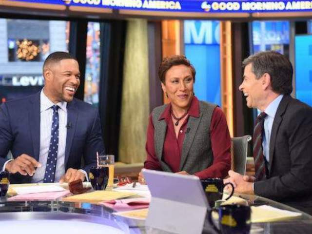 'GMA' Wins in Viewers for First Time Since Matt Lauer's 'Today' Firing