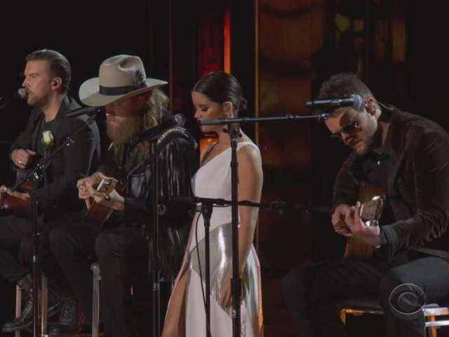 Grammys Pay Tribute to Las Vegas Shooting Victims With Moving Performance