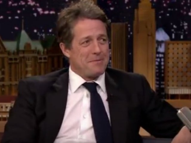 Hugh Grant Addresses 'Aging Like Mayonnaise'