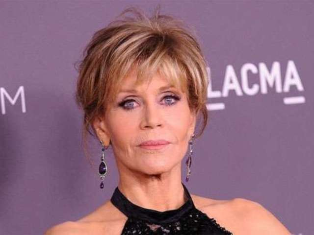 Jane Fonda Throws Shade at Megyn Kelly: 'She's Not That Good an Interviewer'