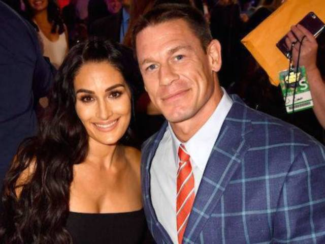 John Cena Reveals He Is 'On Standby' With Wedding to Nikki Bella
