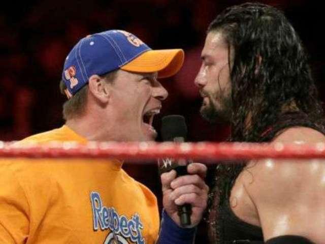 Roman Reigns and John Cena Berated by Philadelphia Crowd