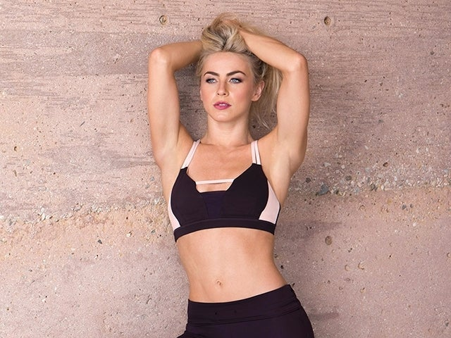 5 Moves to Get Julianne Hough Abs