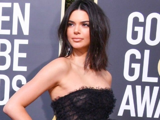 Kendall Jenner and Heidi Klum Looked Like Twins at the Golden Globes