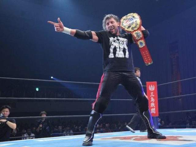 Kenny Omega Won't Be Coming to the WWE Anytime Soon