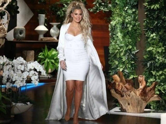 Pregnant Khloe Kardashian Avoiding Maternity Clothes 'as Long as Possible'