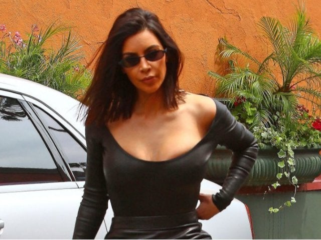 Kanye West to Kim Kardashian: 'You Cannot Wear Big Sunglasses Anymore'