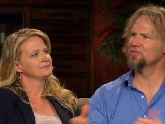 'Sister Wives' Kody Brown Blesses Daughter Mykelti Before Her Wedding