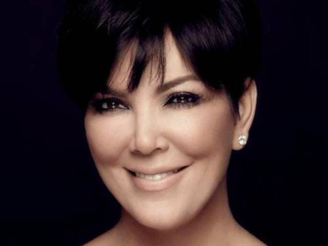 Kris Jenner Files Trademark to Claim 'Momager'