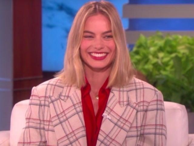That Time Margot Robbie Ran Into Barack Obama and Ellen DeGeneres on Vacation