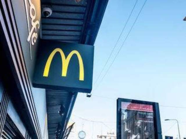 McDonald's Has Possible Worst Day Ever